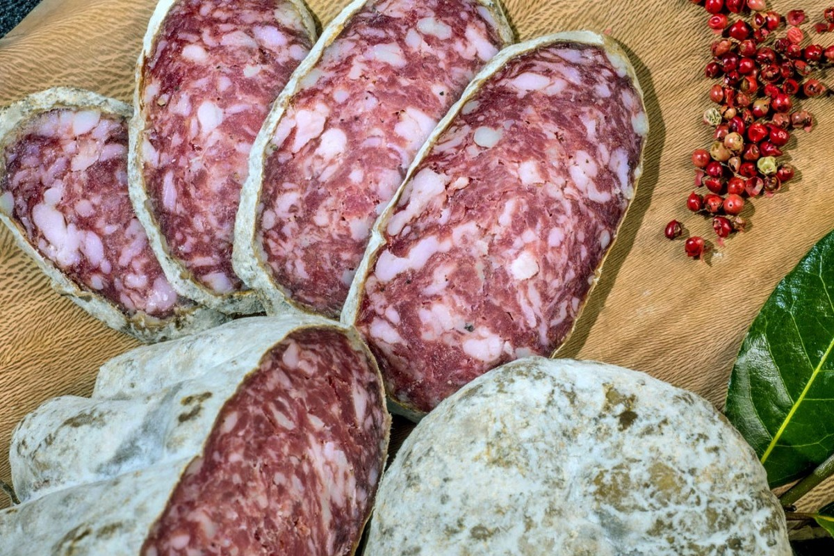 Cured meat of Garfagnana