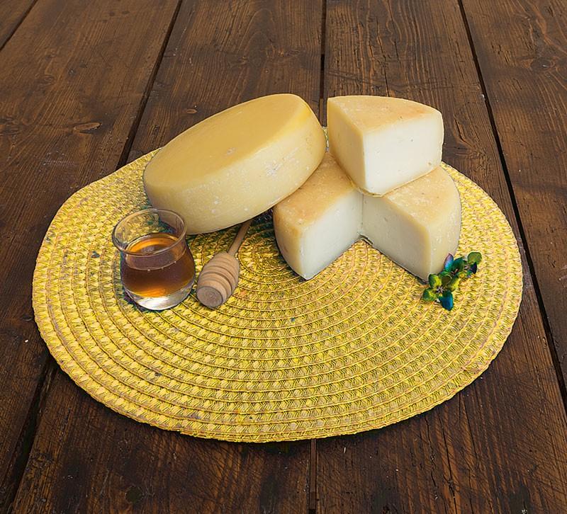 Pecorino cheese Gelosia