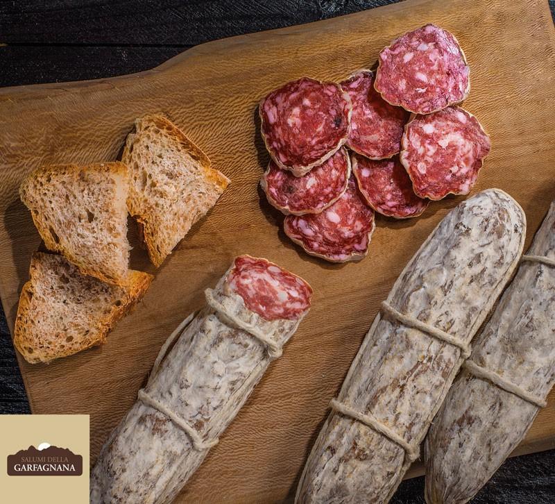 Special salami of Garfagnana
